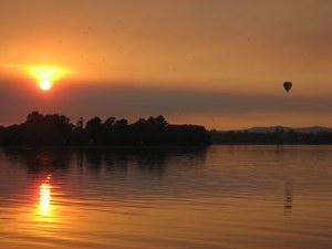 canberra-sunrise