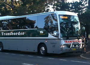 Transborder bus - Possum