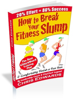 My First Book is a City2Surf Training Guide