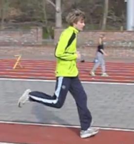 bad running