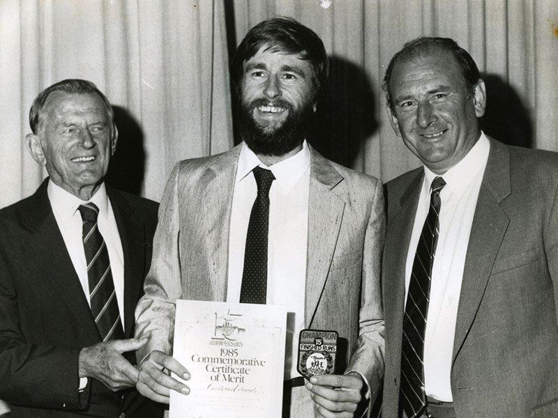 Chris Edwards 1985 City2Surf presentation
