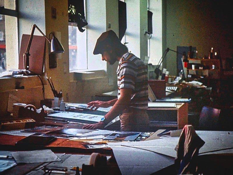 Chris Edwards commercial artist 1979